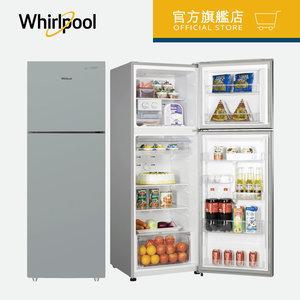 惠而浦 WF2T324RPS - 雙門雪櫃, 上置式急凍室, 321公升, 右門鉸