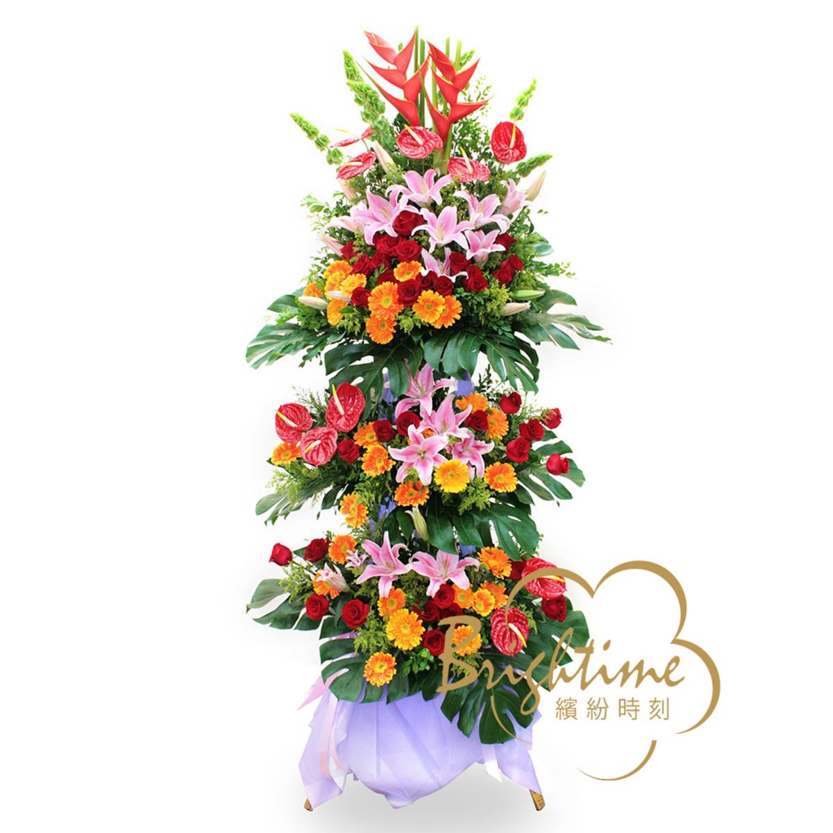 Flower Basket 5020001