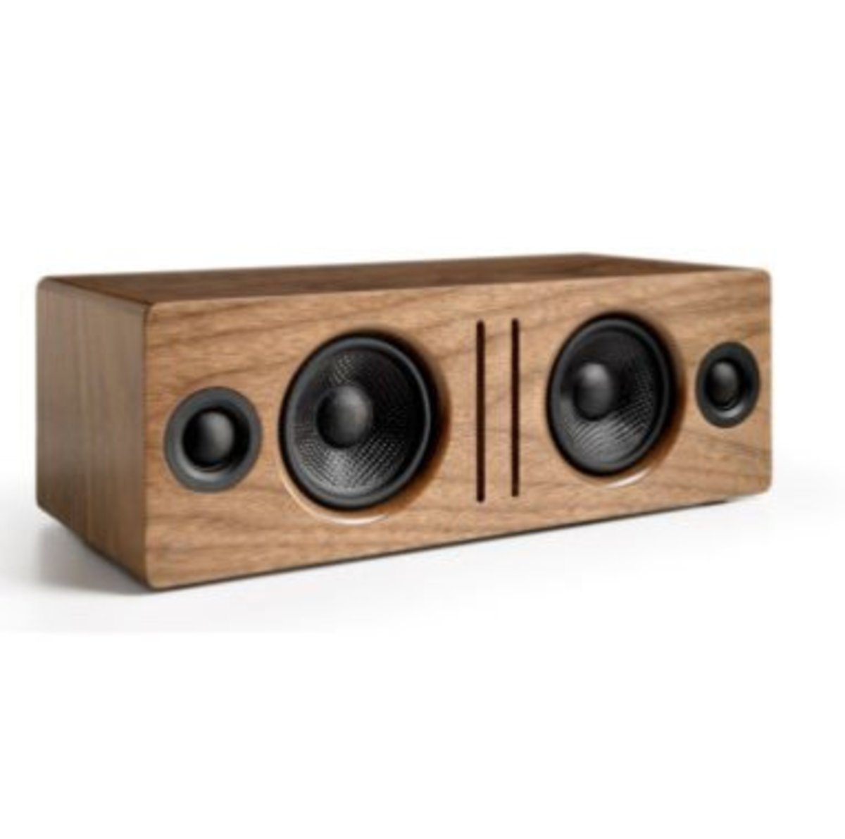 【Authorized Product】B2 Desktop Bluetooth Active Speaker (Walnut)