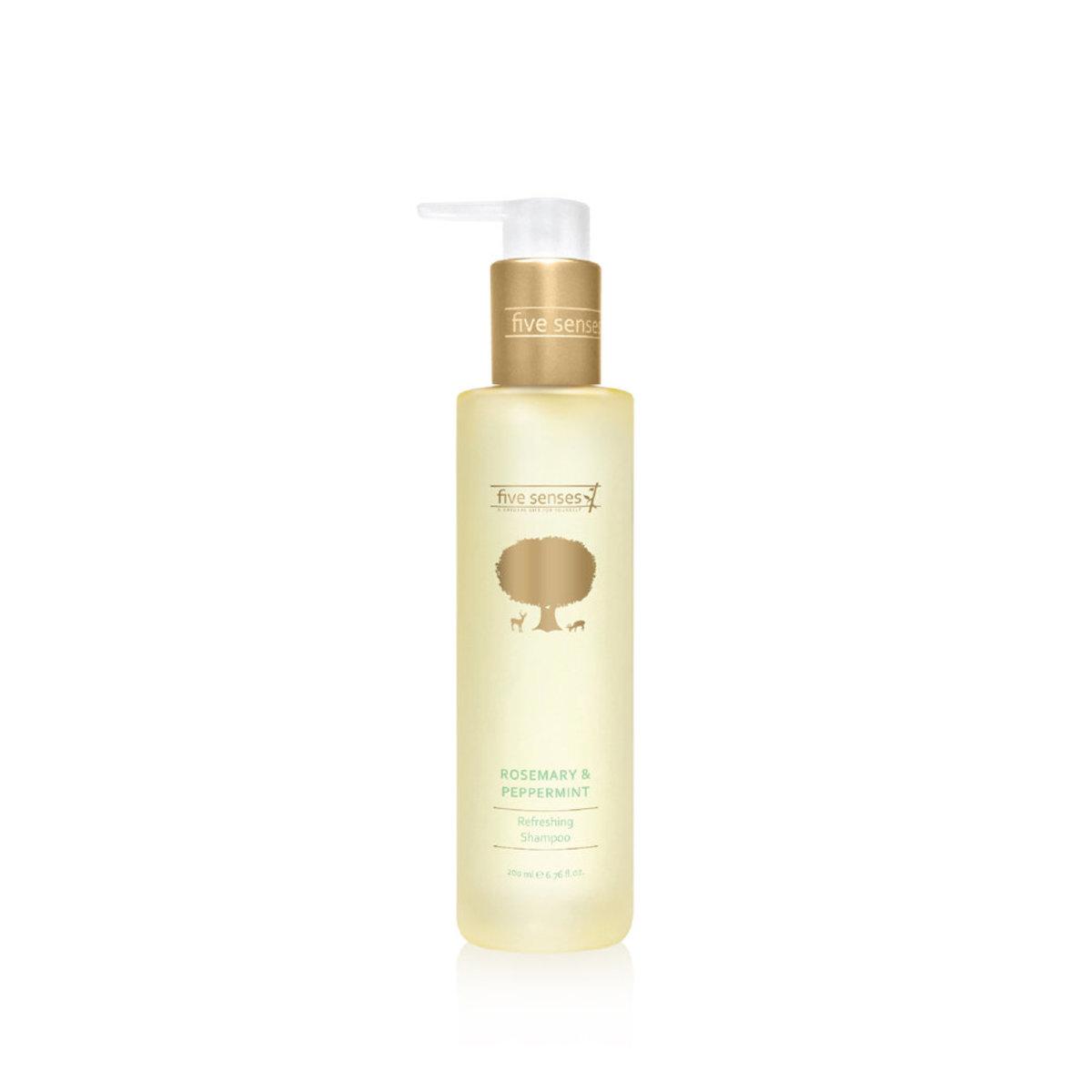 Rosemary & Peppermint Refreshing Shampoo  200ml