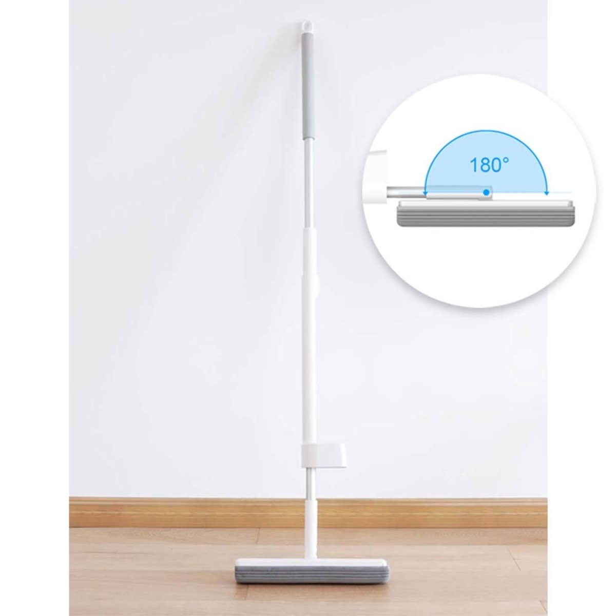 180° Rotating Standing Storage collodion Mop
