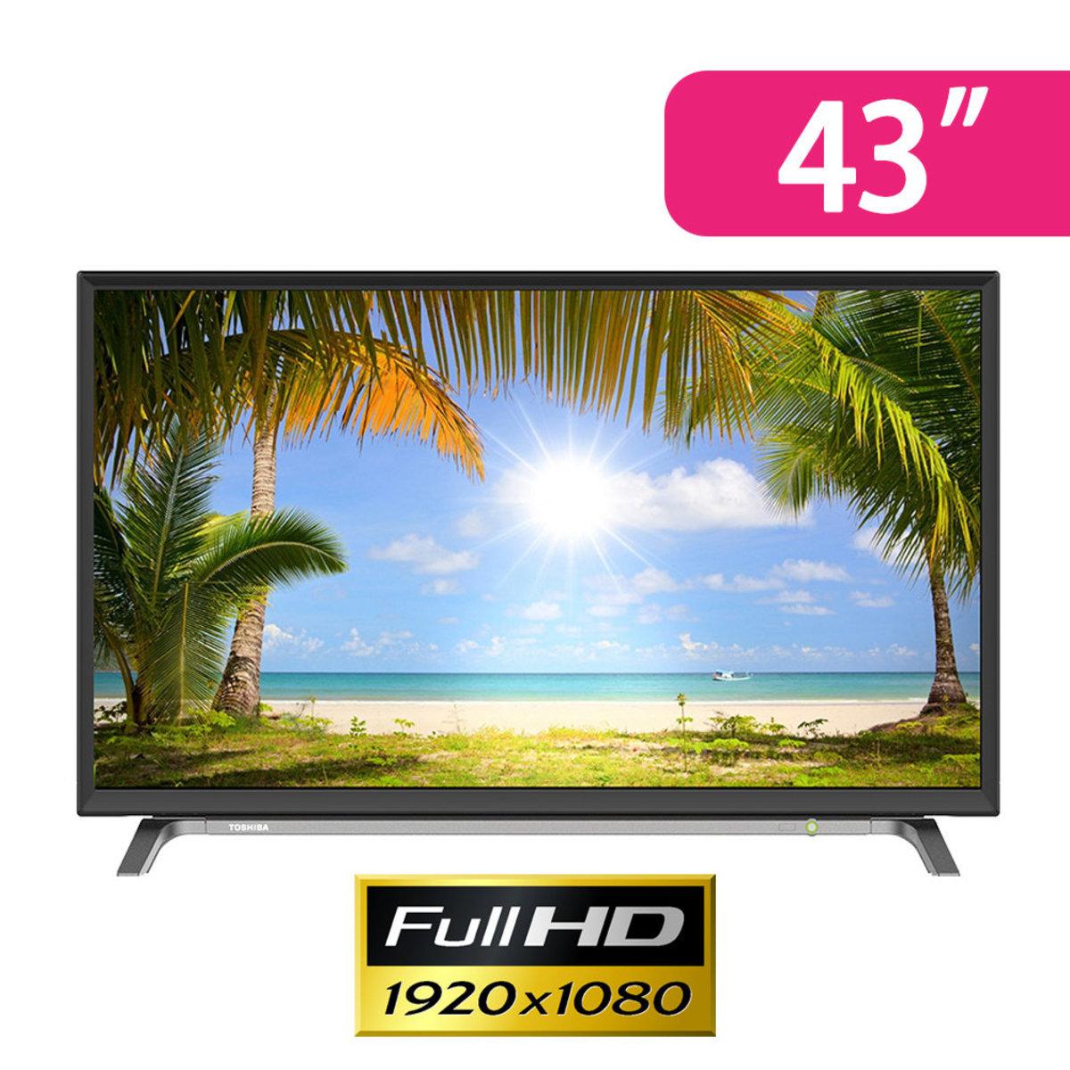 43吋高清數碼電視 - 43L3650 (原裝行貨)