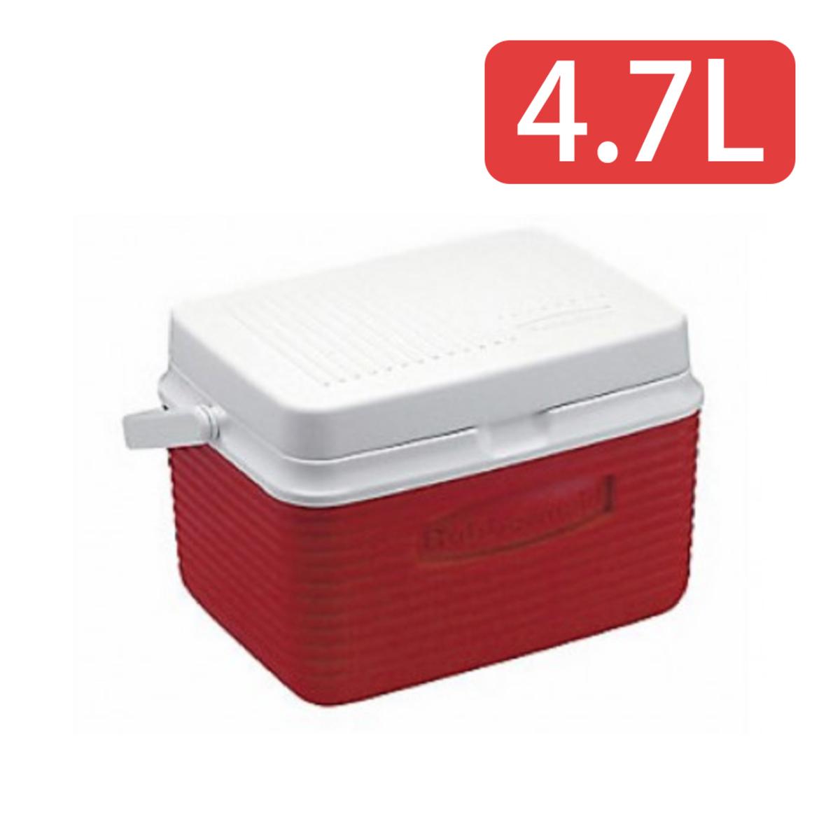 4.7L Cooler - 5QT (6 cans) (Red)