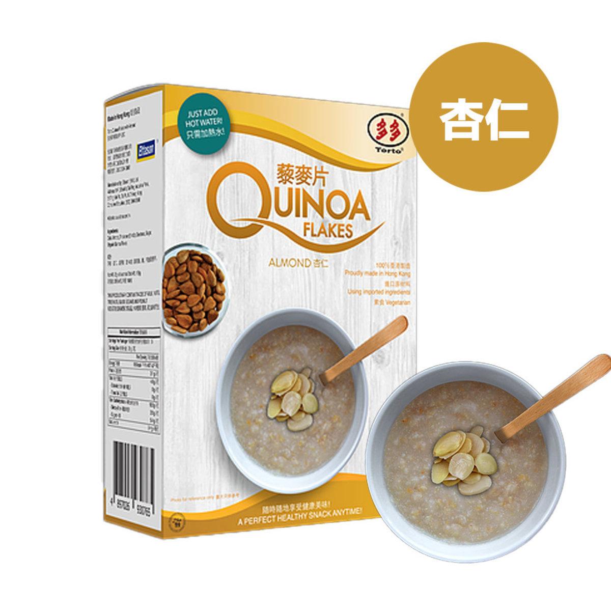 Almond Quinoa Flakes 168g