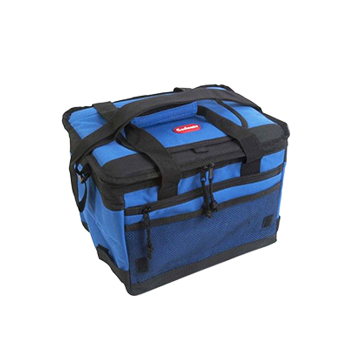 M size Cooler Bag - CM002 (18 cans) (Blue)
