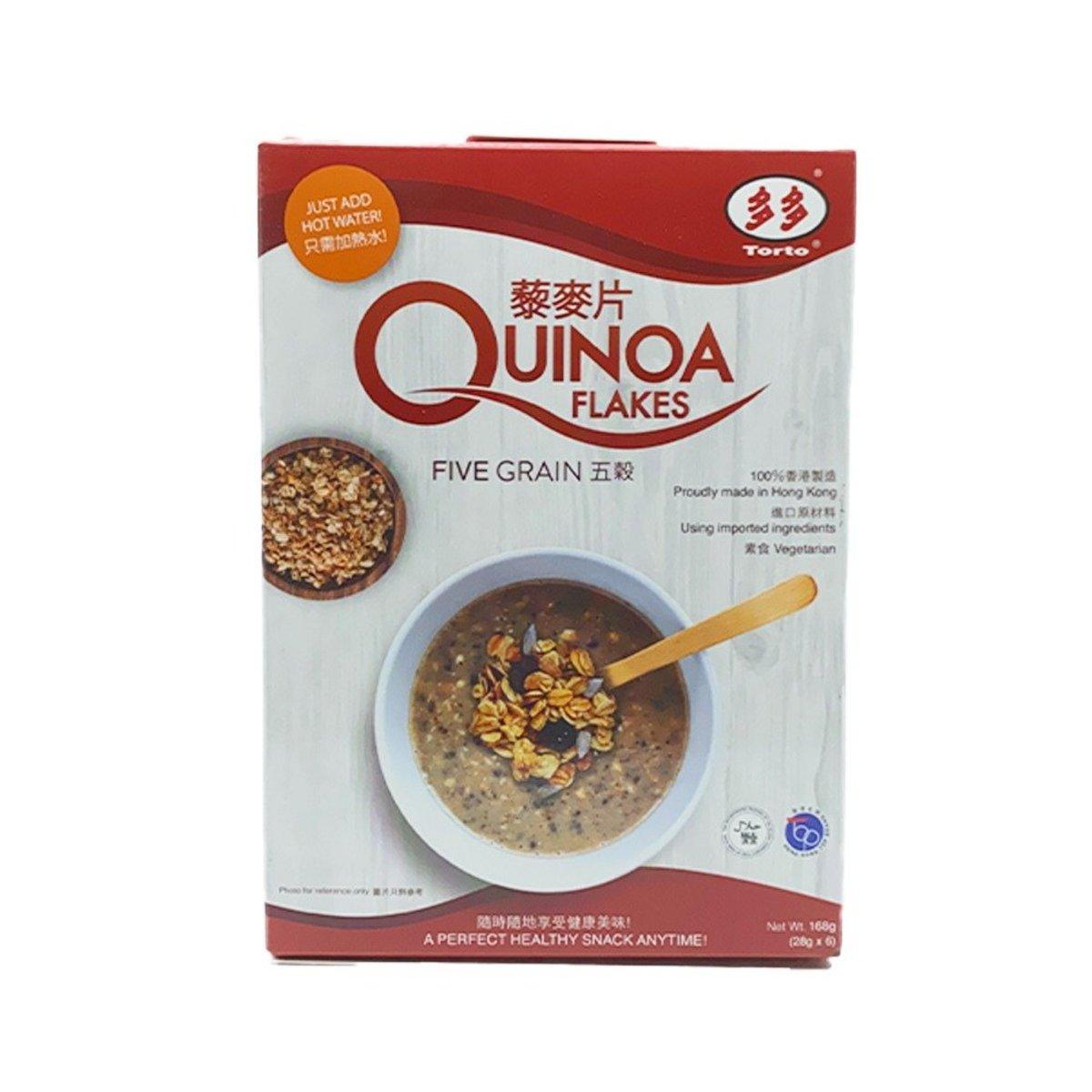 Five Grain Quinoa Flakes 168g