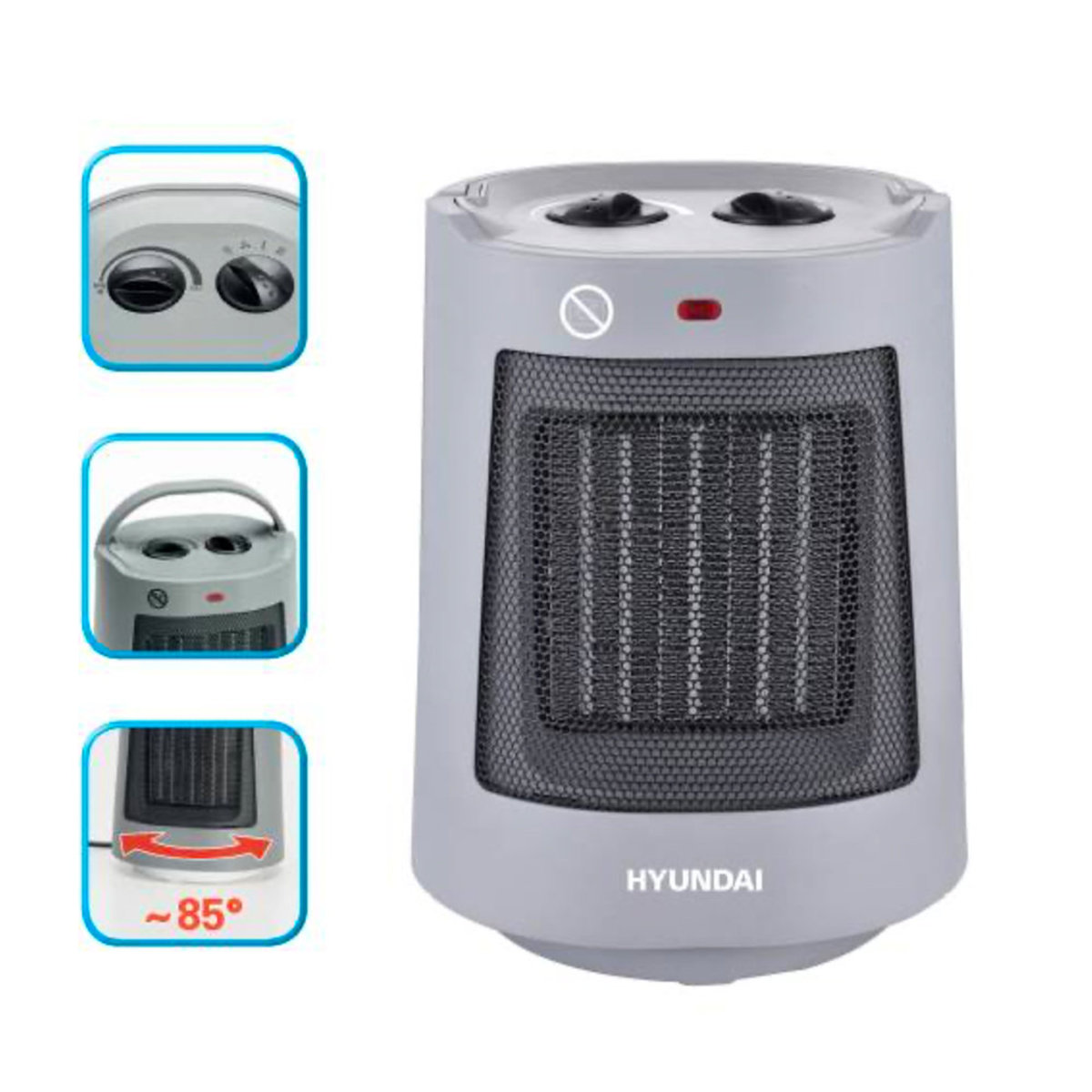 1800W ceramic Heater - HY-20HT