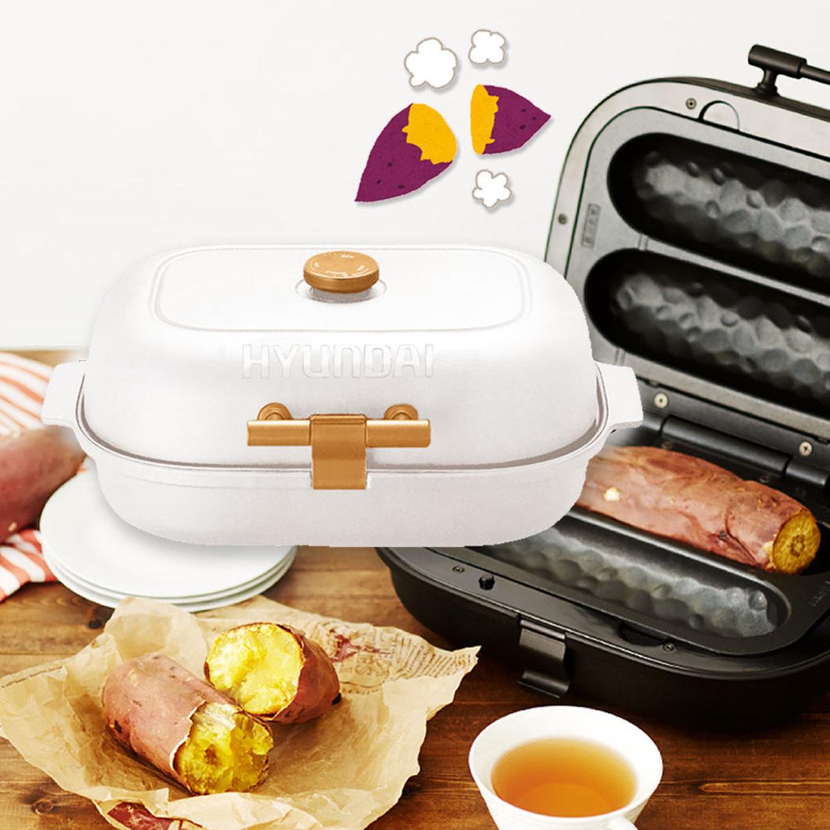 多用途烤番薯機 - HY-MC311 (白色)