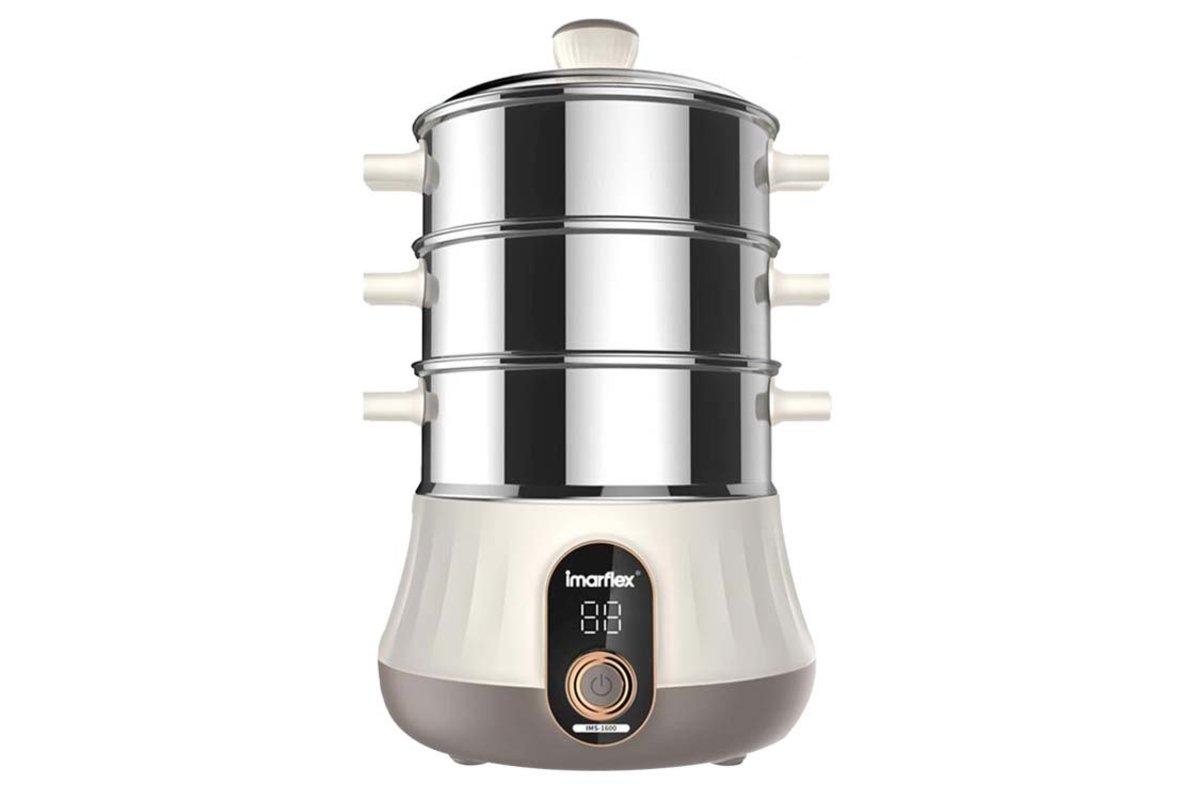 三層快煮蒸氣鍋 - IMS-1600