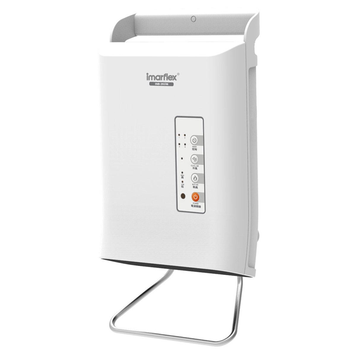 2050W Portable Thermo Ventilator with Remote Control - INB-2023R