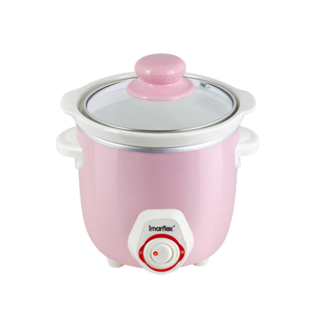 0.7L mini stew pot - ISP-07AG