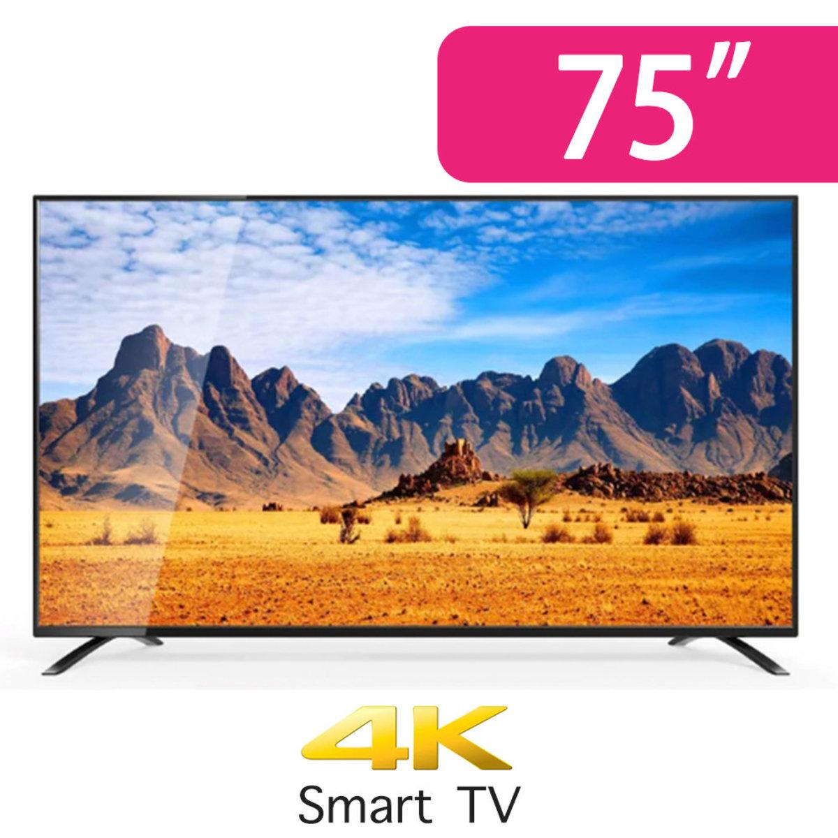 75吋 4K 超高清智能電視 - LE-75SWML2 (原裝行貨)