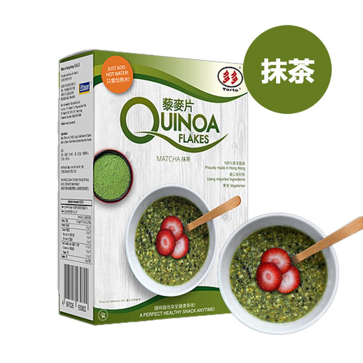 Matcha Quinoa Flakes 156g