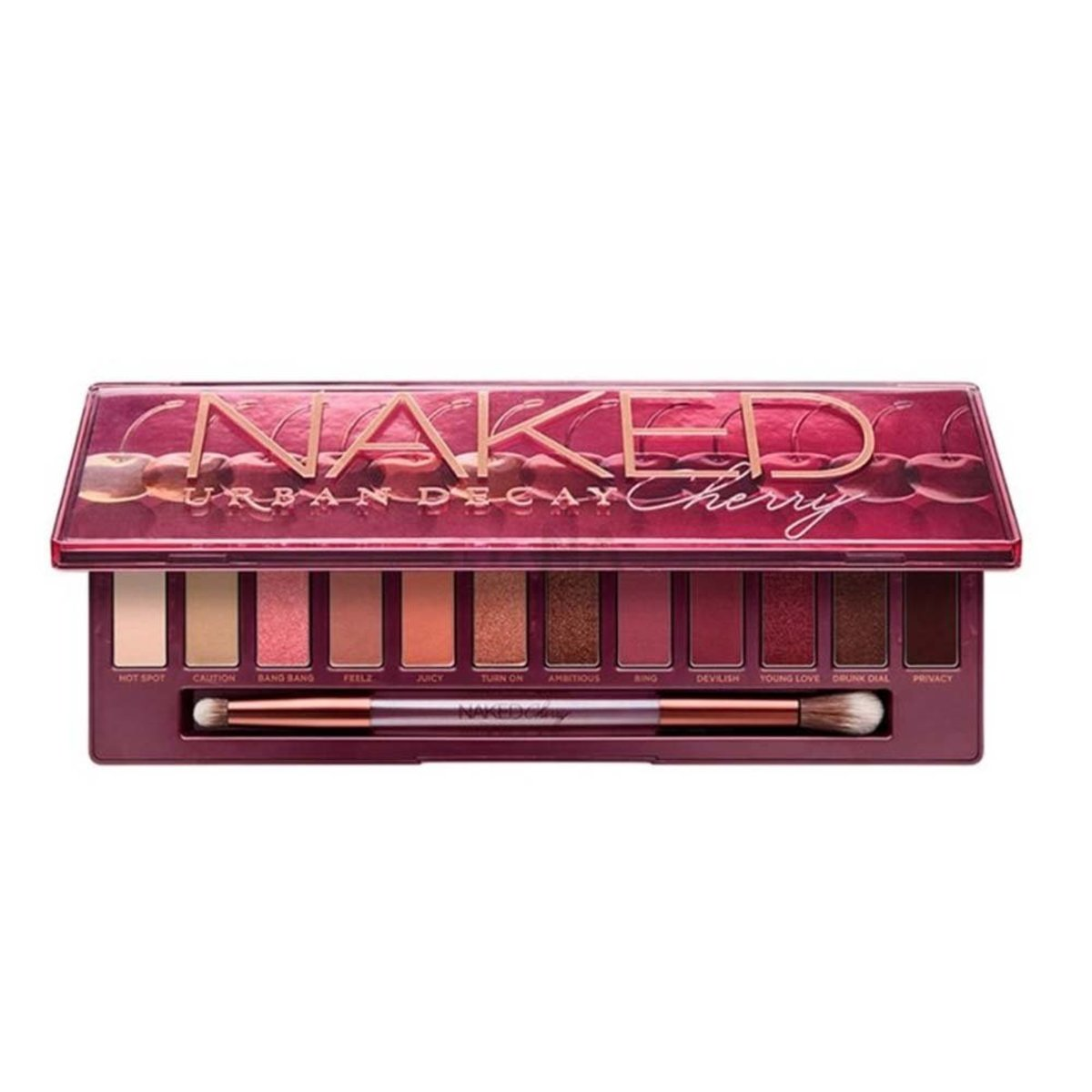 Naked Cherry 12 colors Eyeshadow Palette  [Limited Edition]