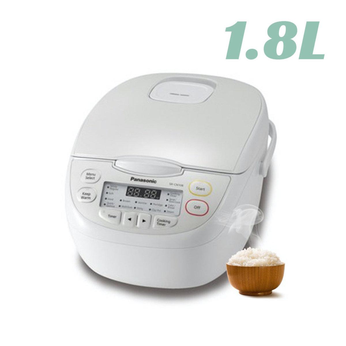 1.8L Fuzzy Logic Warm Jar - SR-CN188