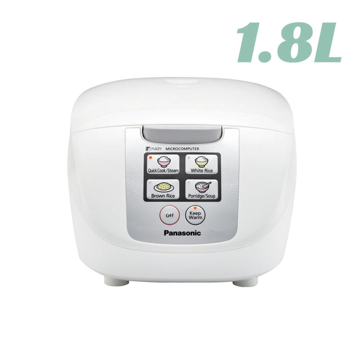 1.8L 快思邏輯西施電飯煲 - SR-DF181 (銀色)