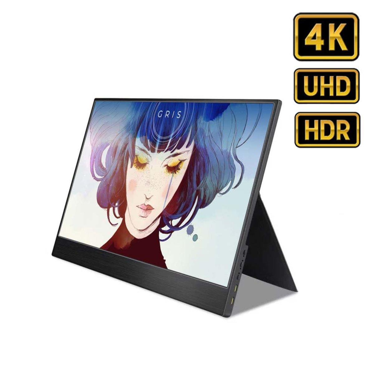 15.6吋 4K HDR 可攜式多點觸控顯示器 - Z15KT