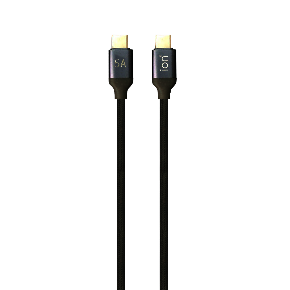 120cm 5A 100W Type C to Type C PD Fast Charging Cable