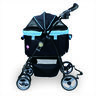412P-BL Pet Stroller (Blue)