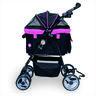 412P-PK Pet Stroller (Pink)