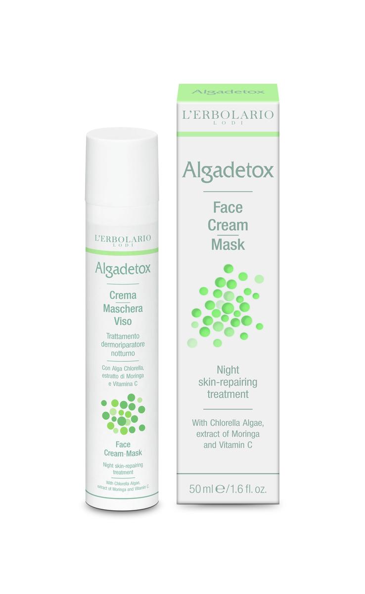 Algadetox Face Cream Mask