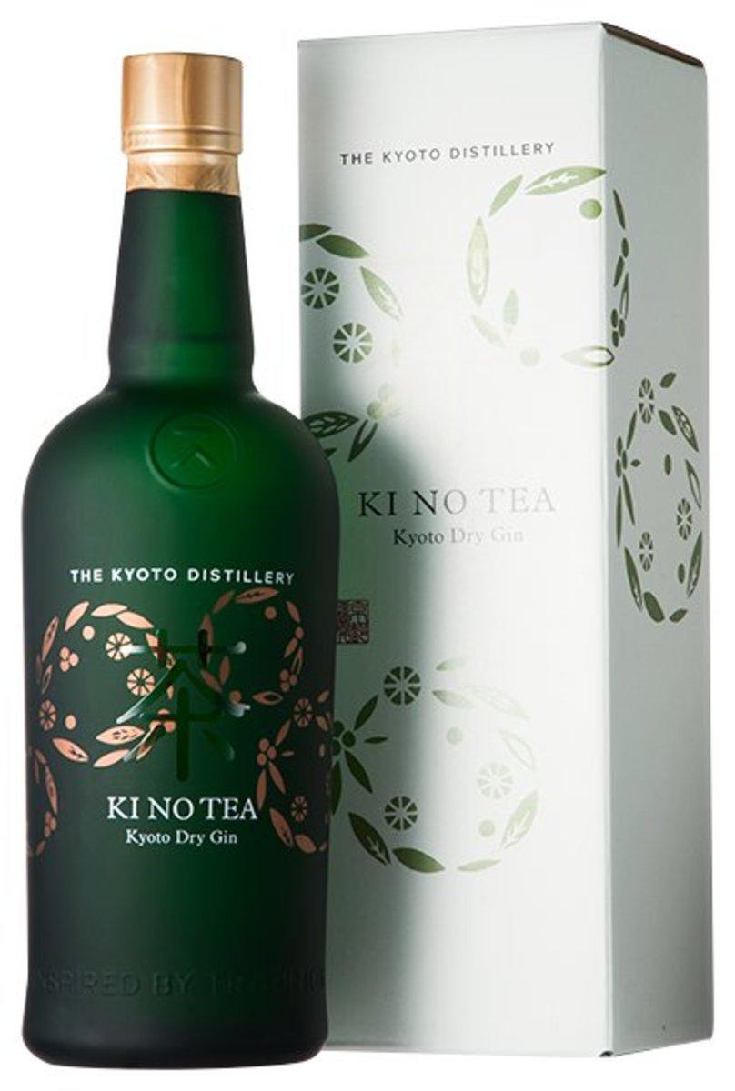 Ki No Tea Dry Gin 700ML