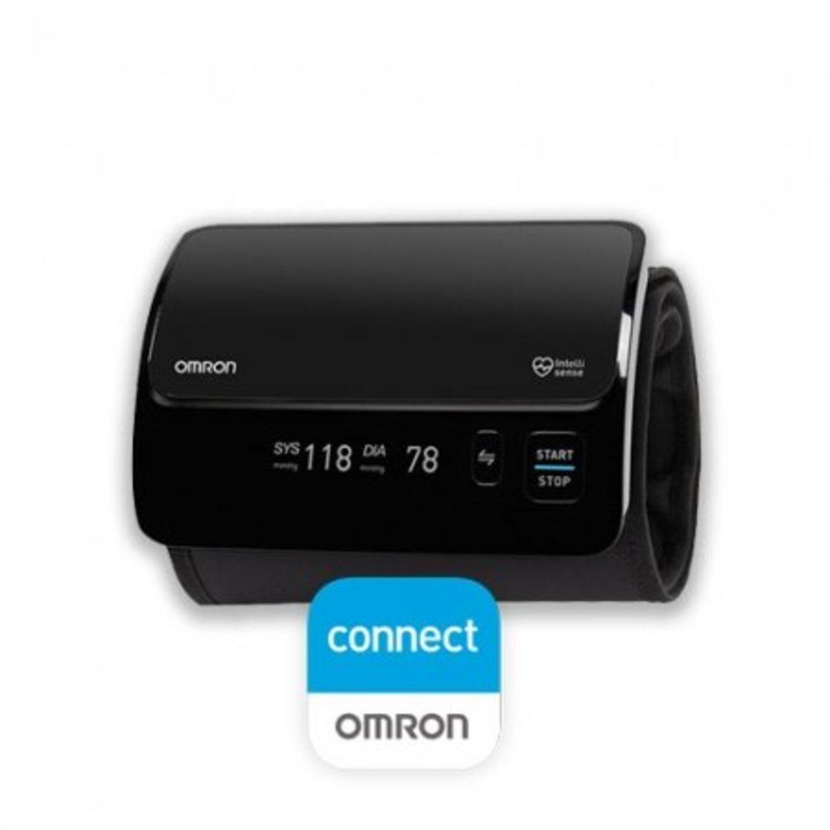 HEM-7600T Upper Arm Blood Pressure Monitor