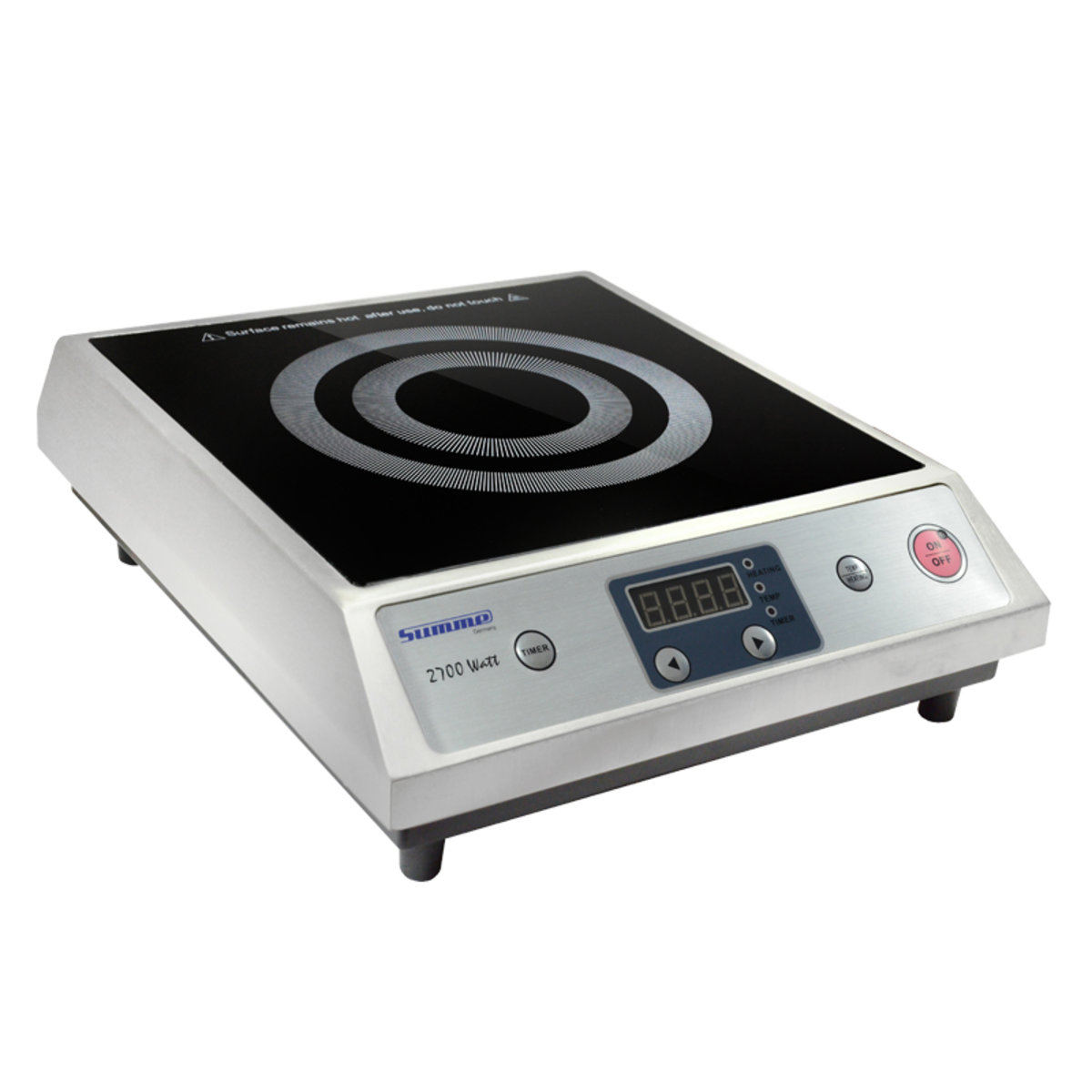 2700W Commercial Induction Cooker IC-S2700