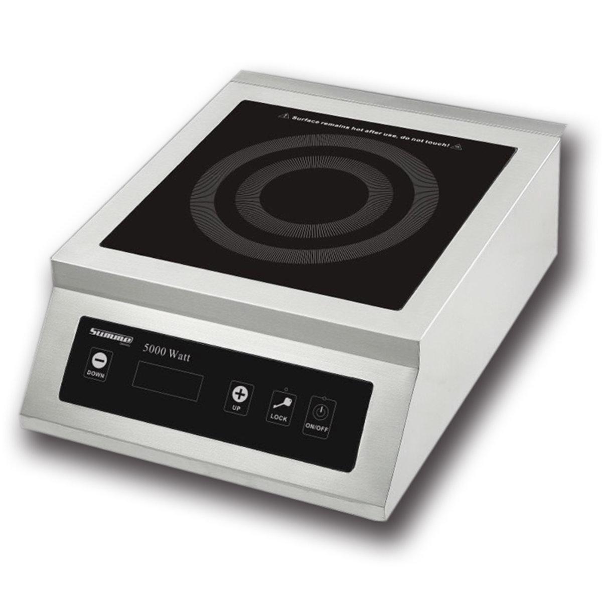商用電磁爐 高火力 5000W IC-S5010