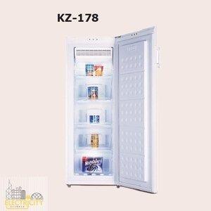 金田 純冷藏櫃 156L 單門無霜 KZ178