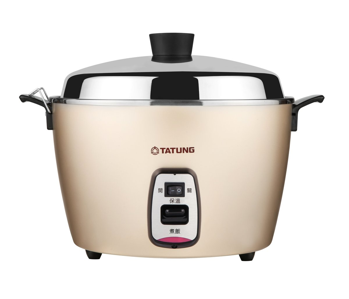 Stainless Steel 10 cups Steam Rice Cooker TAC-10QM