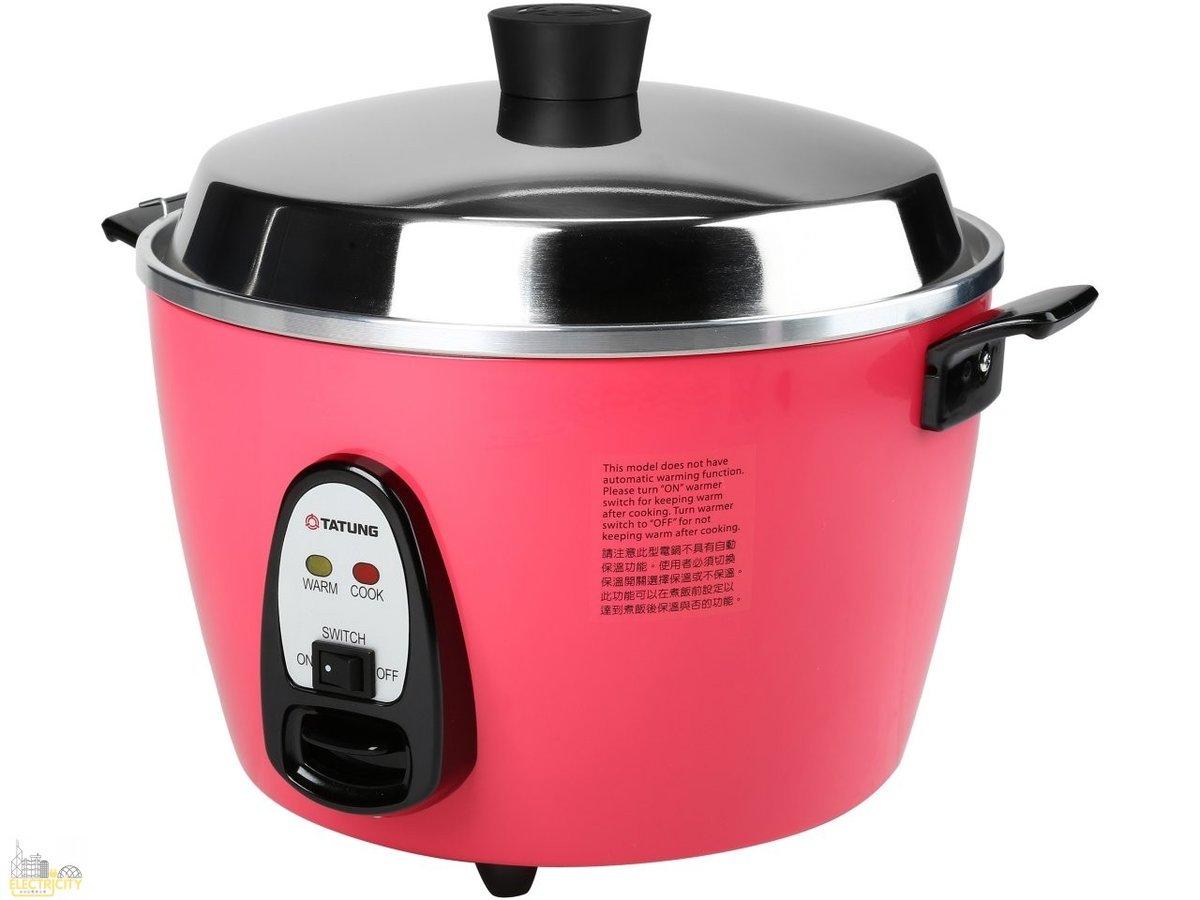 6人份 TAC-6GS 6 Cups Steam Rice Cooker