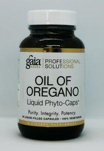 Gaia 牛至油 (60粒膠囊)