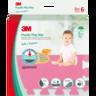 4色 方塊型 兒童安全地墊 (粉紅色)  (33021)