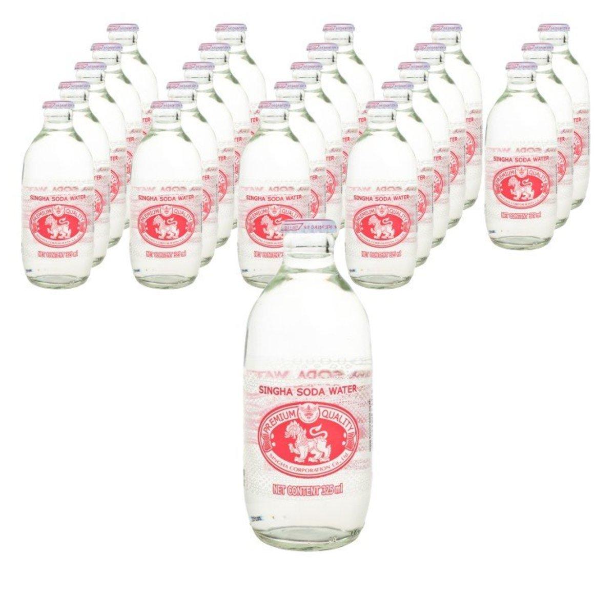Thailand Soda Water [325ml * 24bottles]