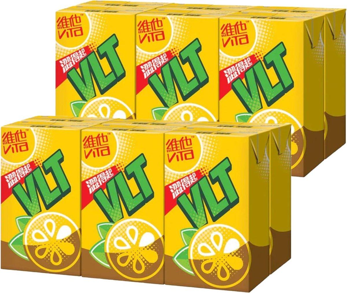 檸檬茶 (250毫升X 6 X 2)