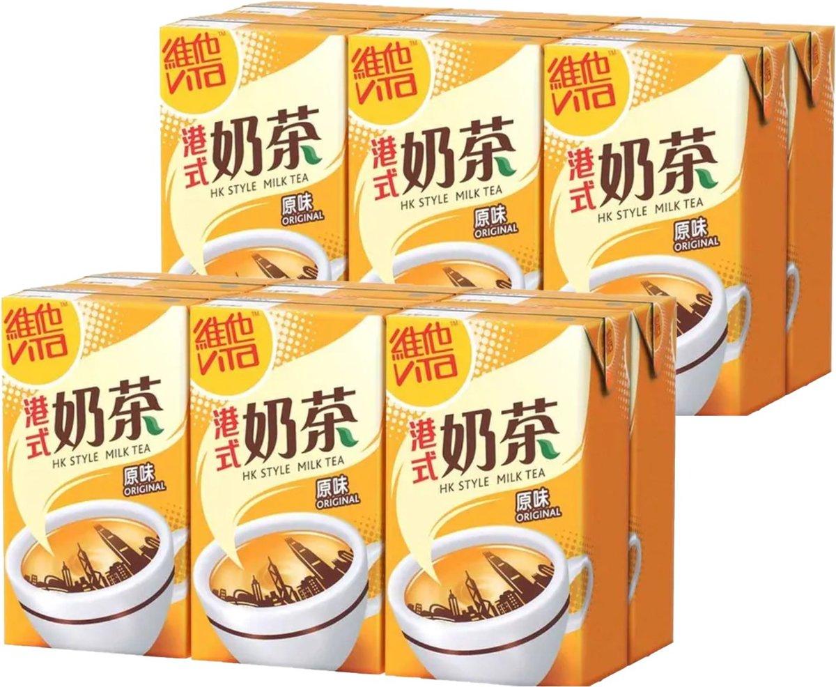 Milk Tea (250ml X 6 X 2)