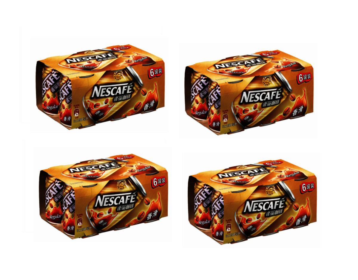 Coffee Beverage(Regular) [24 cans]