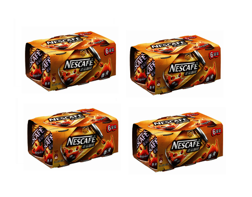Coffee Beverage(Regular) [24 cans]
