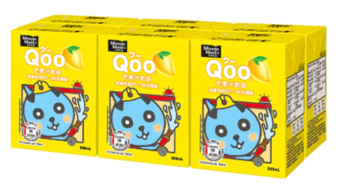 Qoo Mango Juice Drink
