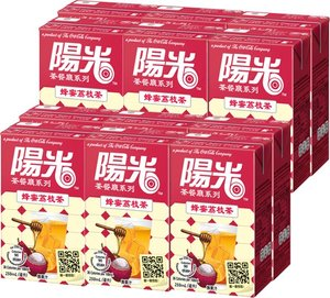 陽光 蜂蜜荔枝茶飲料 (荔枝味)  (250毫升 X 6 X 2)