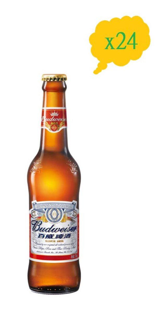 百威樽裝啤酒