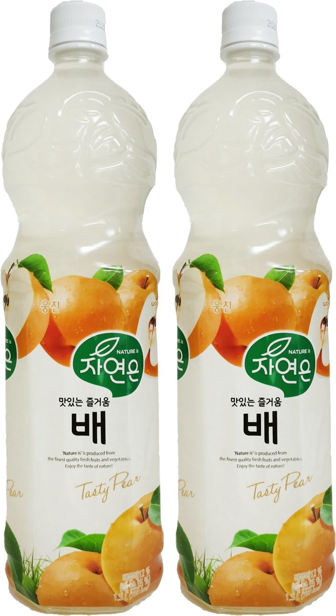 Nature's Pear Drink (1.5L X 2)