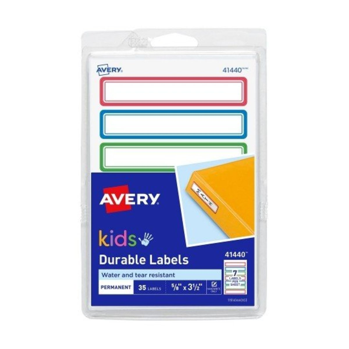 Avery - Durable Labels 41440