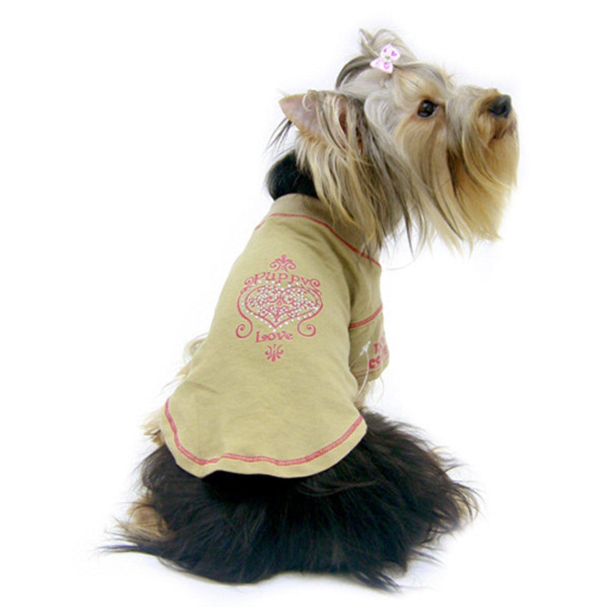 SALE! Manjusha Pullover Dog Tee