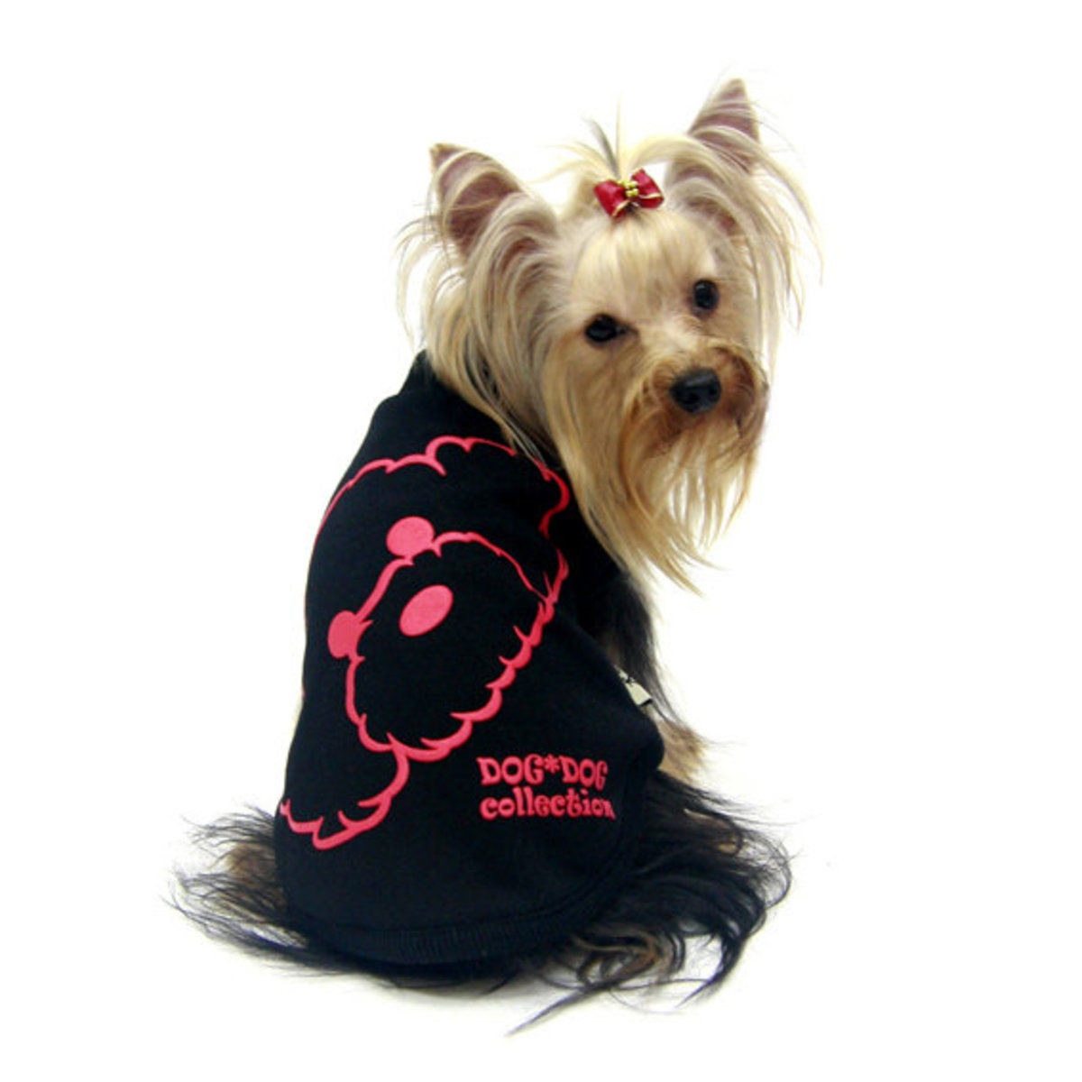 Dog Clothes Reversible T-shirt