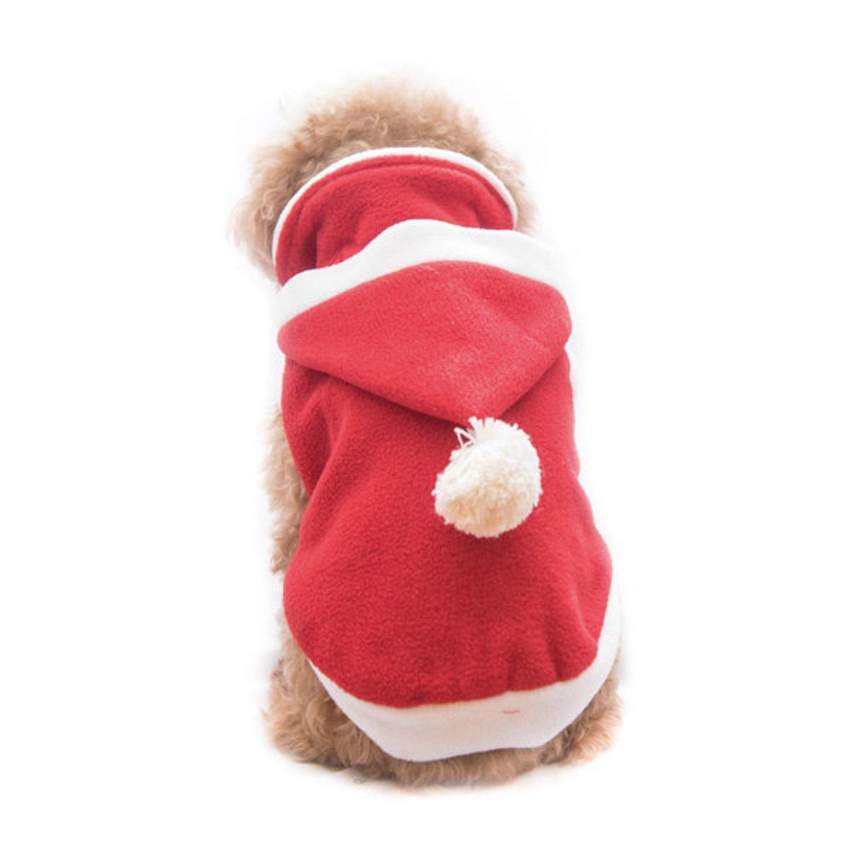 Sam Christmas Detachable Hooded Jacket