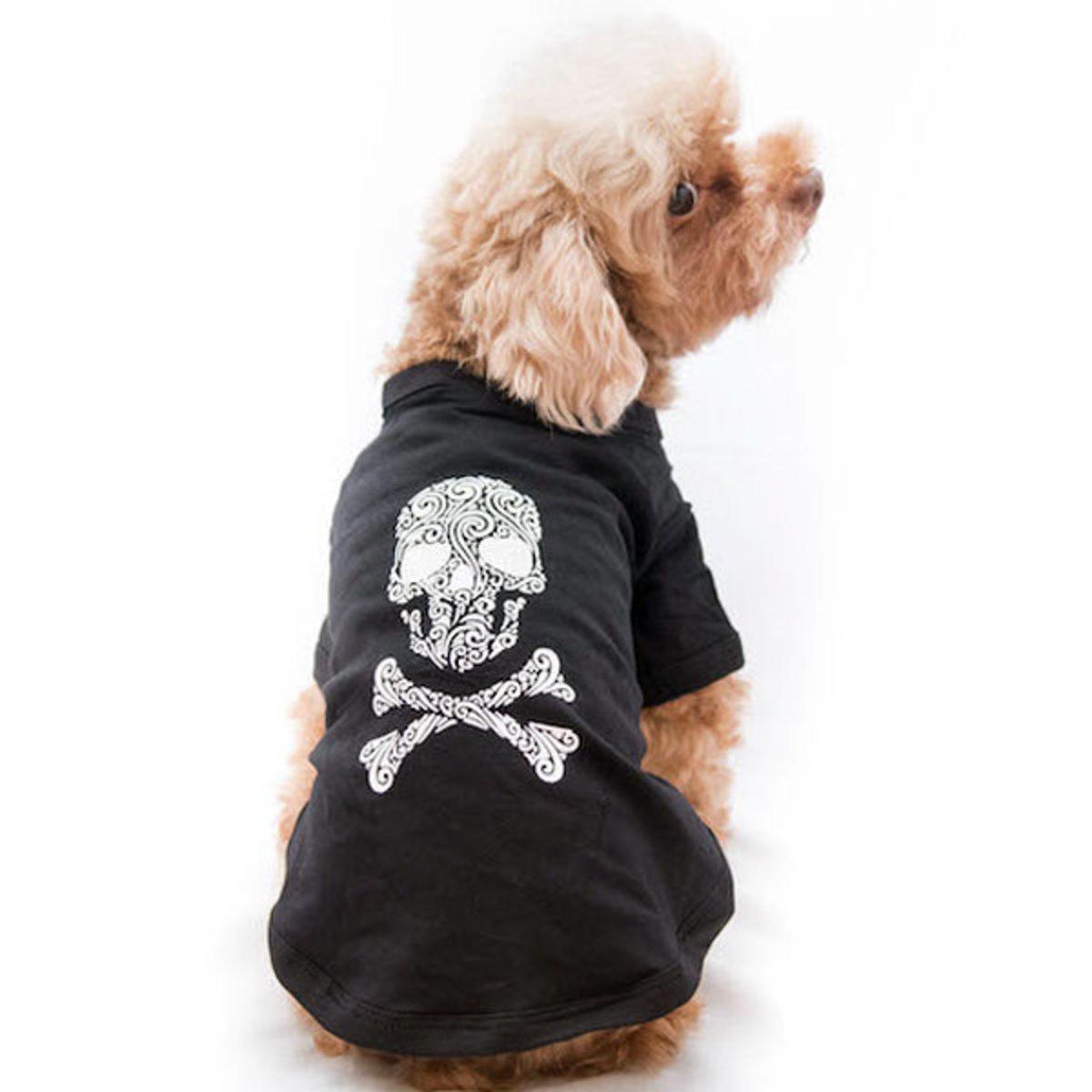 Sexton Tee  Halloween Dog Clothing