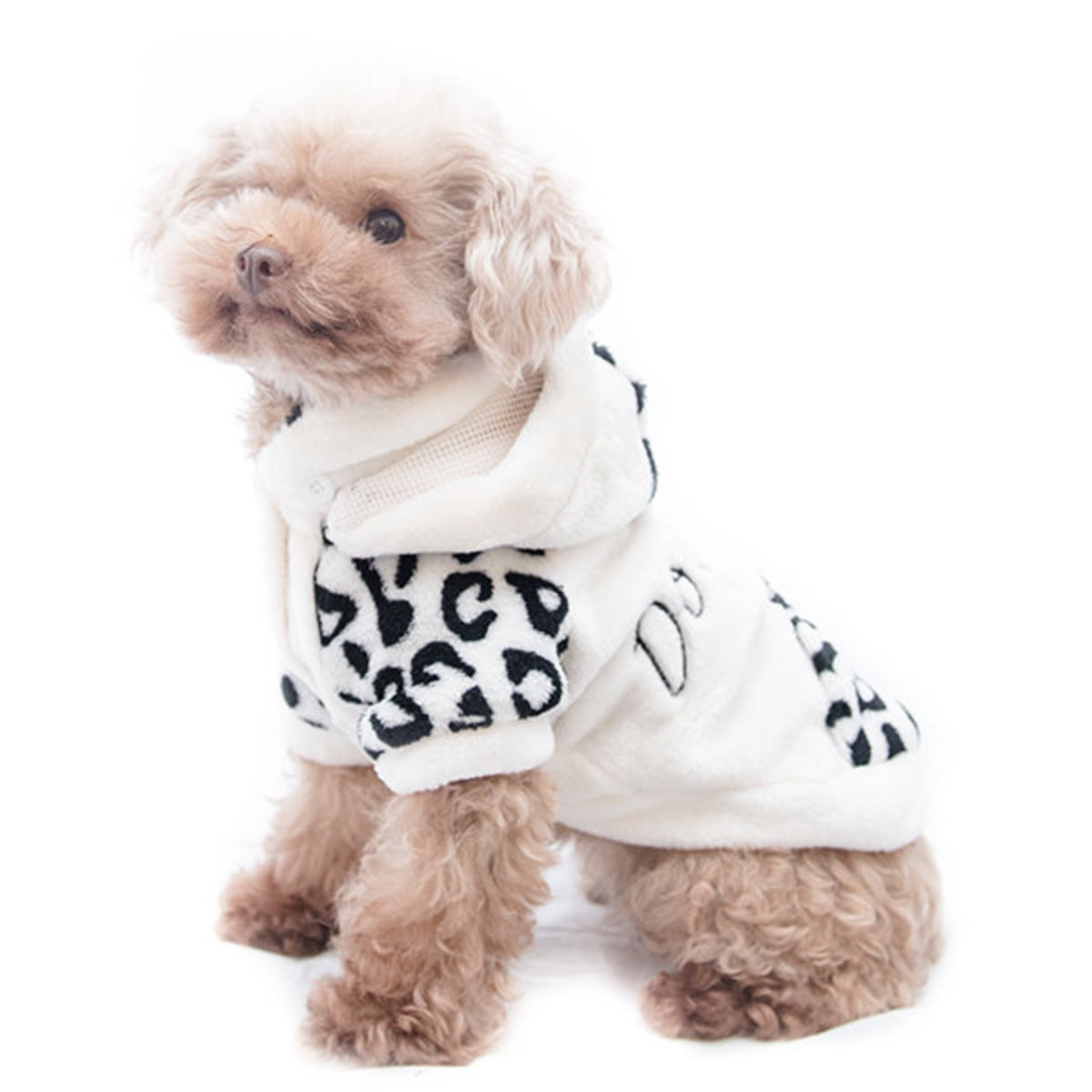 Willow Detachable Hoodie   Pet Fashion