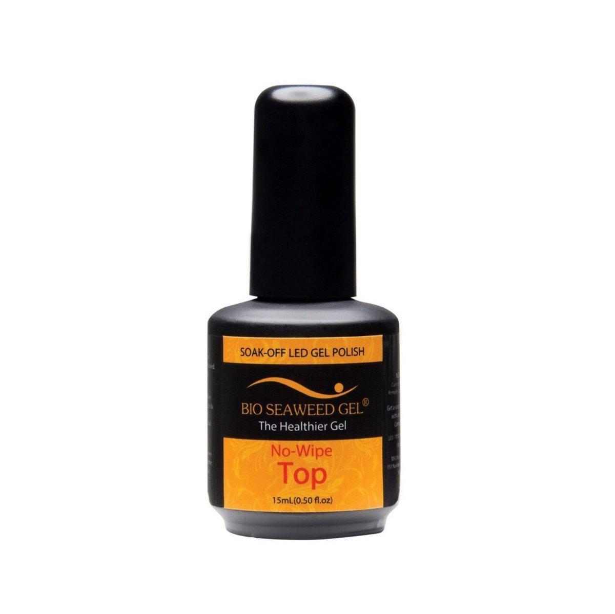 No-Wipe Top Gel Polish